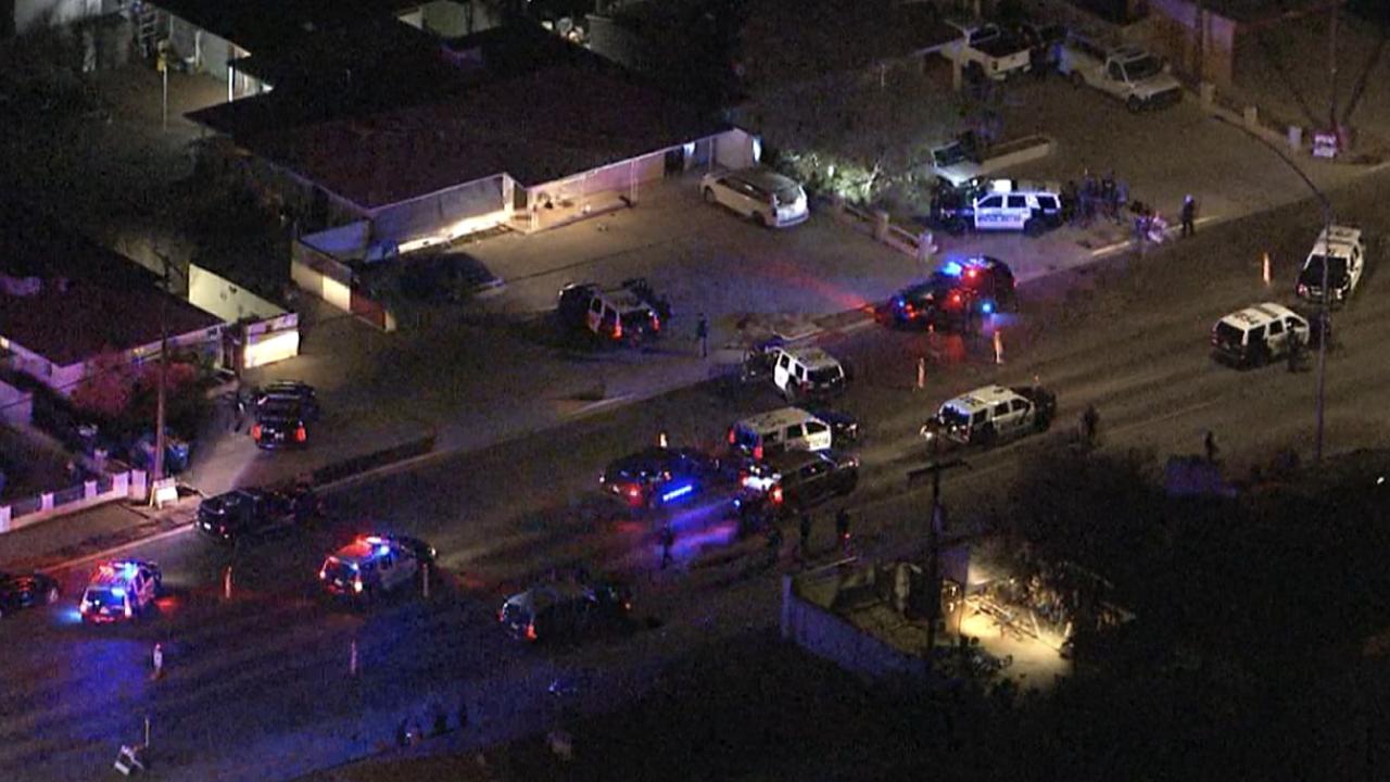 Mesa police situation