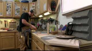 Montana Made: Stars & Stripes Woodworking