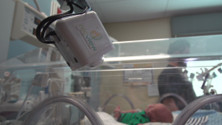 NICVIEW cameras provide peace of mind to parents of NICU babies