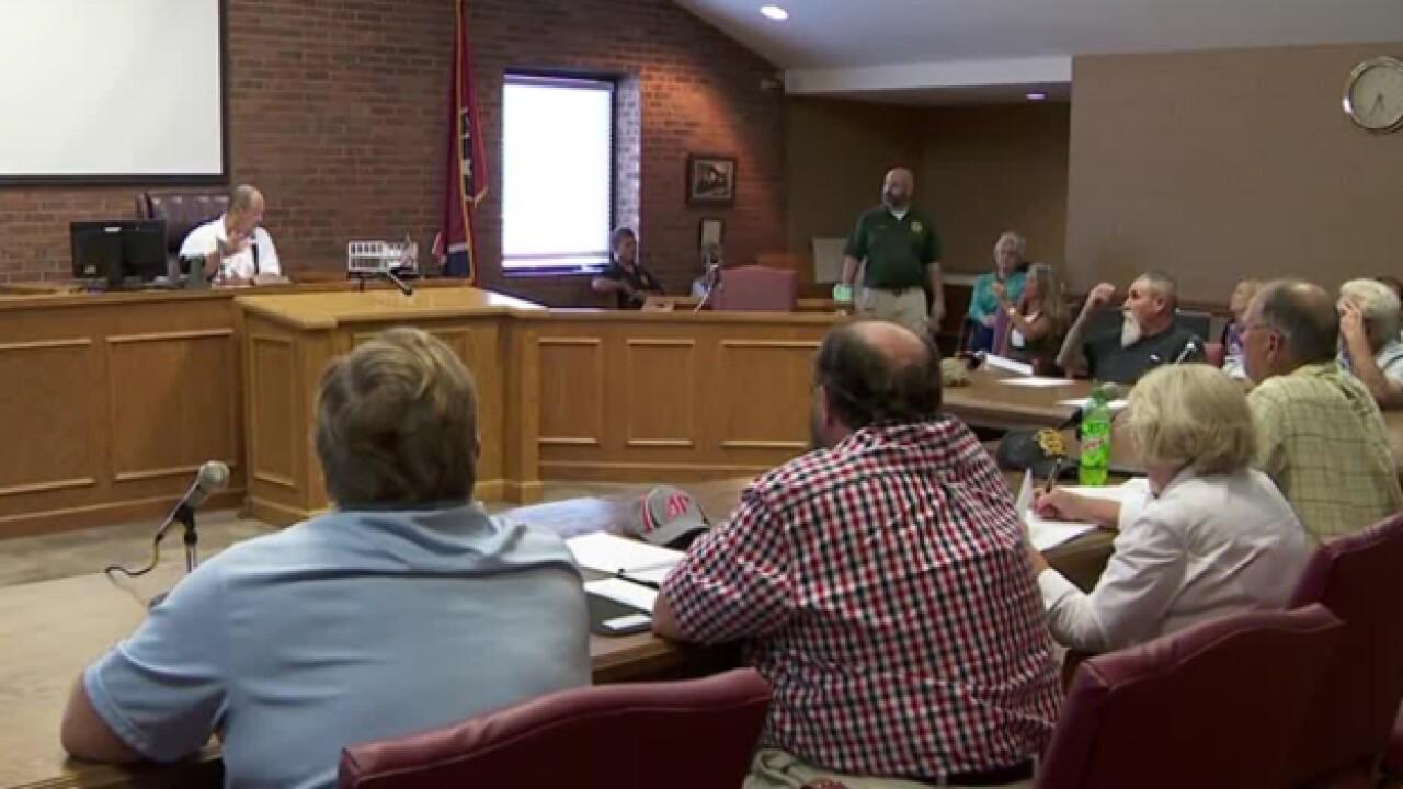 Budget Battle Heats Up Over Cheatham County Schools Funding