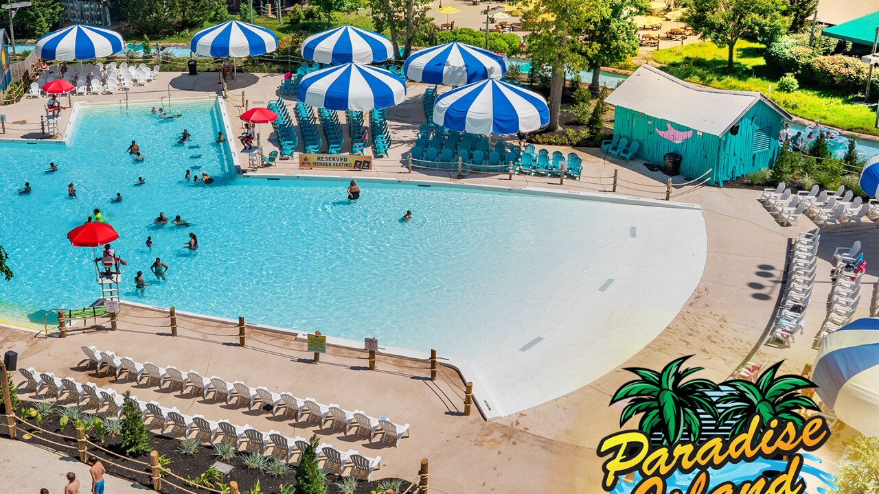 Hurricane Harbor Phoenix Paradise Island expansion