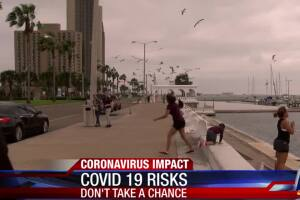 How risky are your everyday life activities during COVID-19?