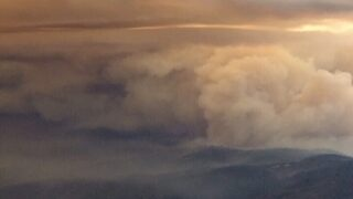 Cal Poly study looks at health and climate impacts of wildfire smoke