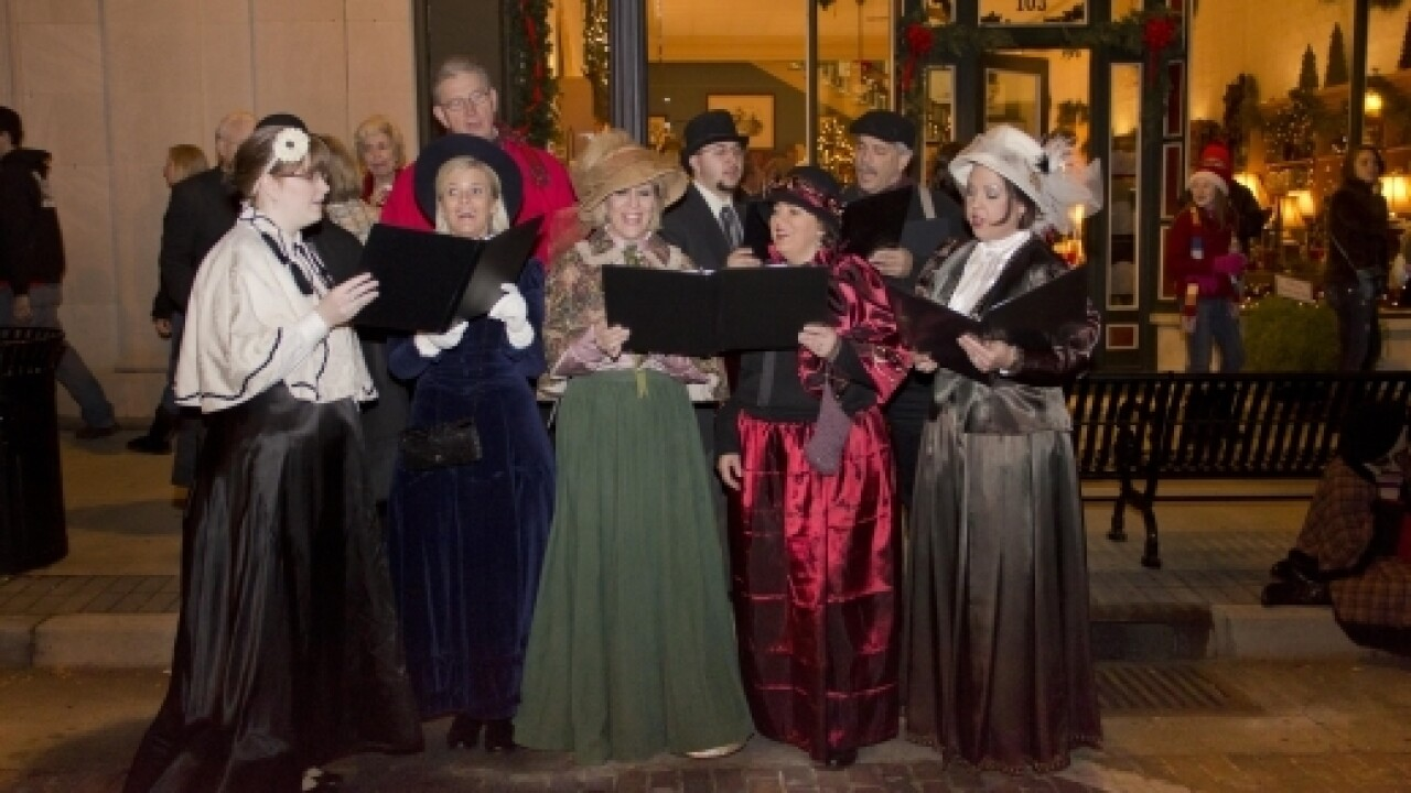 Victorian Christmas comes Thurs., Fri. to Thomasville, Ga.