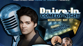 High Street Drive-In Comedy Night
