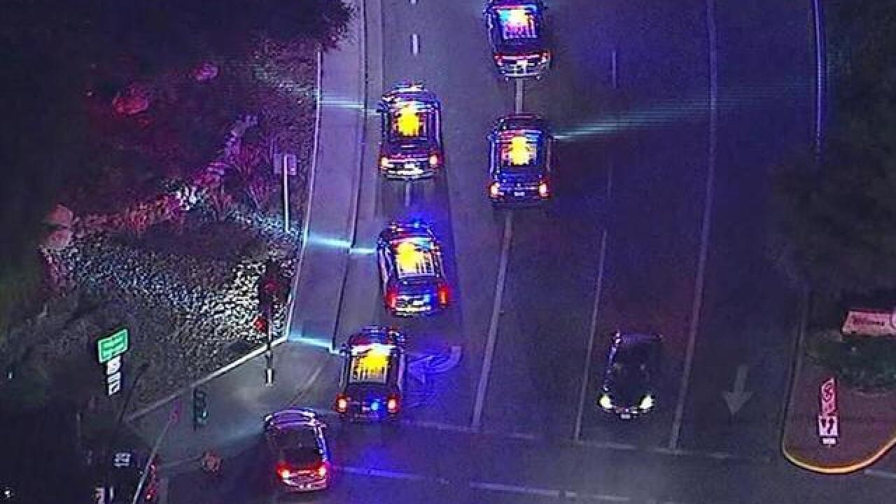 Multiple people injured in shooting at CA bar