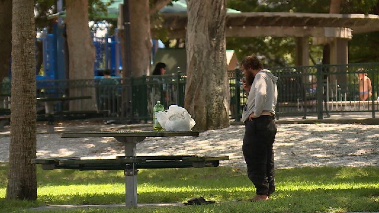 Local parks could ban you from smoking