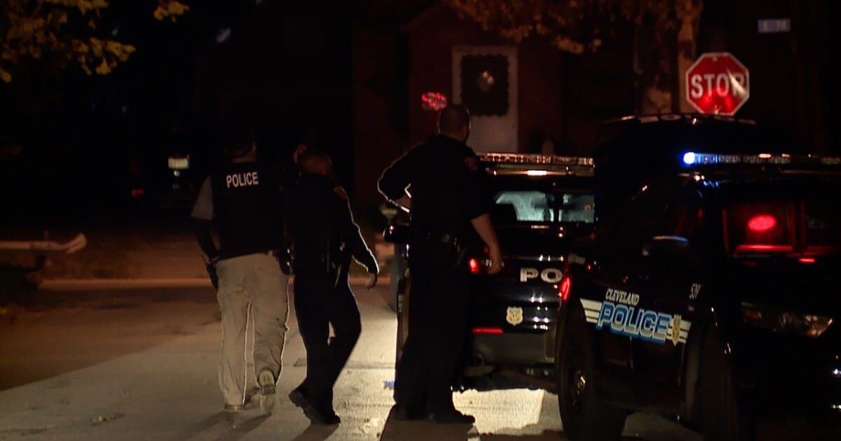 24-year-old man shot, killed in Cleveland