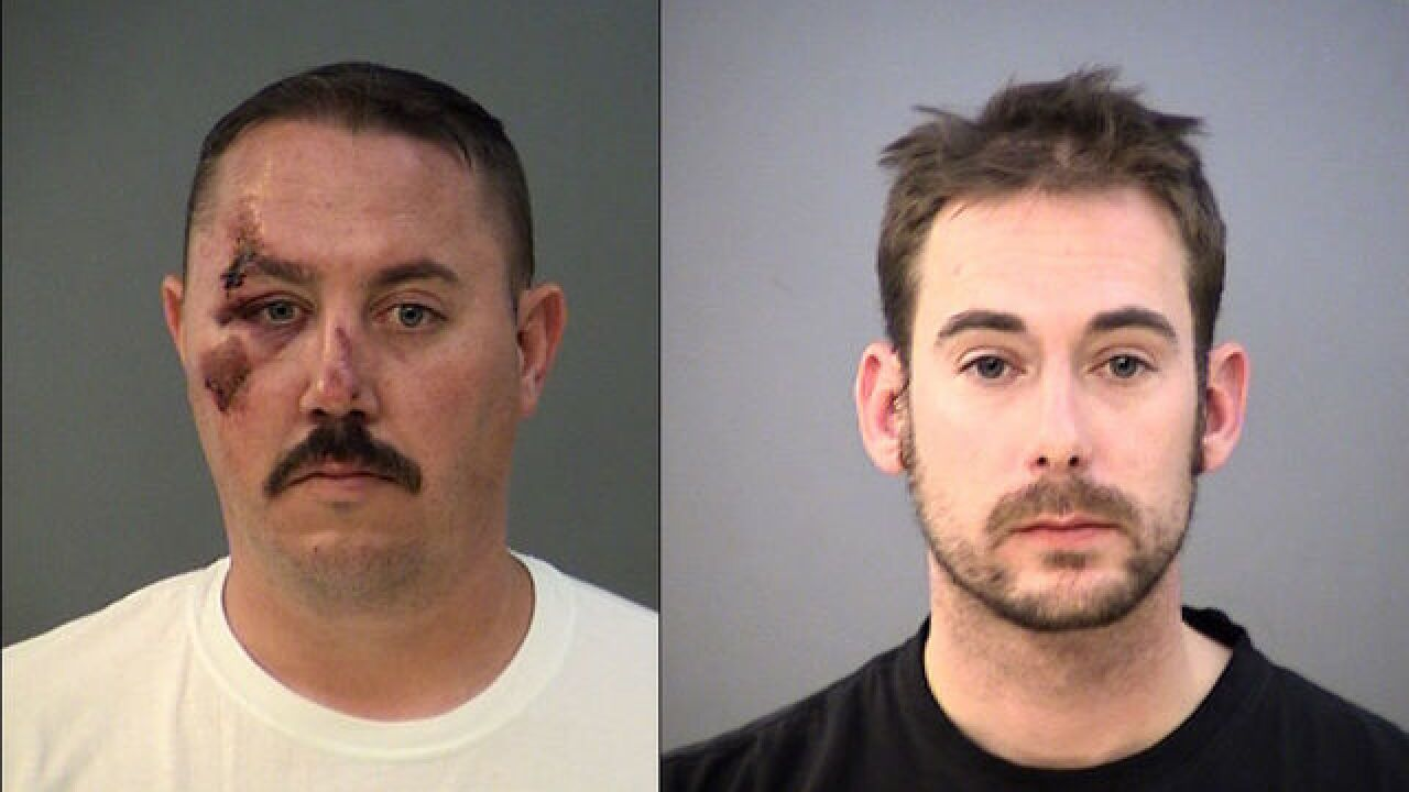 2 IMPD officers arrested for OWI on motorcycles