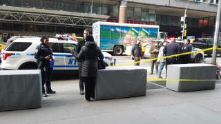 Midtown stabbing