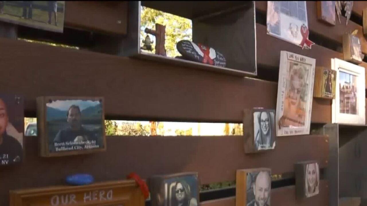 Utahns who survived Las Vegas shooting gather at memorial day beforeanniversary