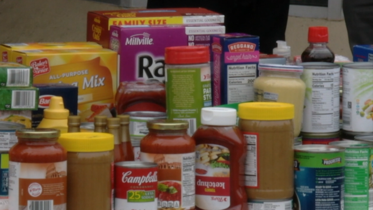 Food drive in Amherst Saturday for Feedmore WNY