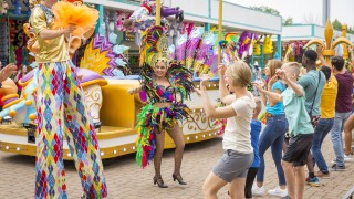 Grand Carnivale to feature colorful, international entertainment