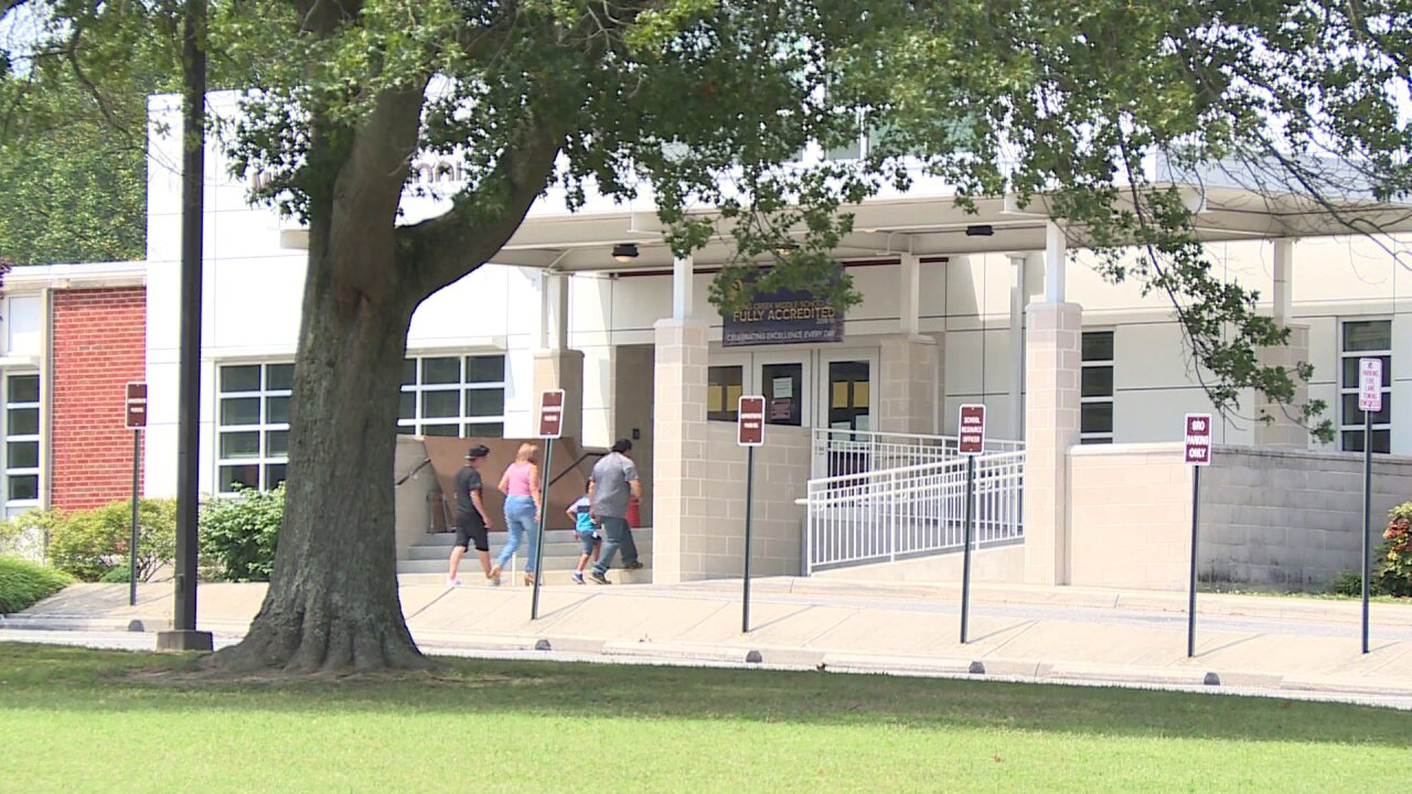 Contractor recommended Legionella testing for Chesterfield schools inApril