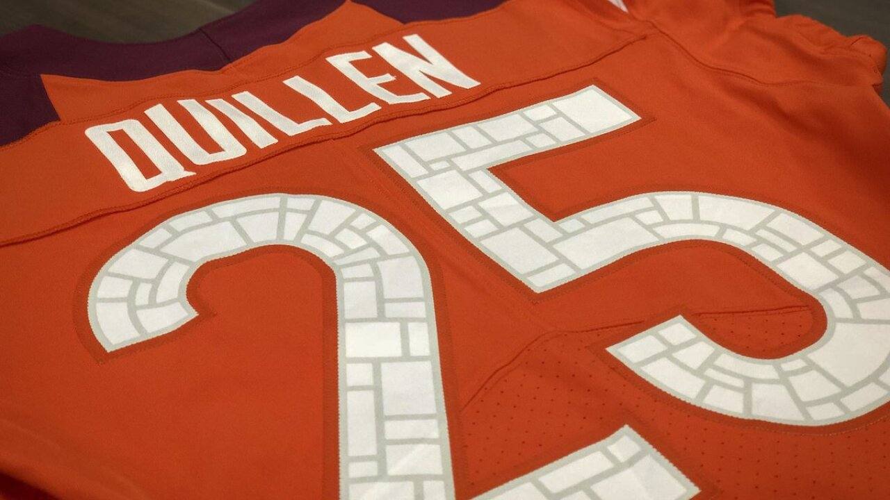 Hampton's Jovonn Quillen to wear No. 25 jersey for Hokies against ODU