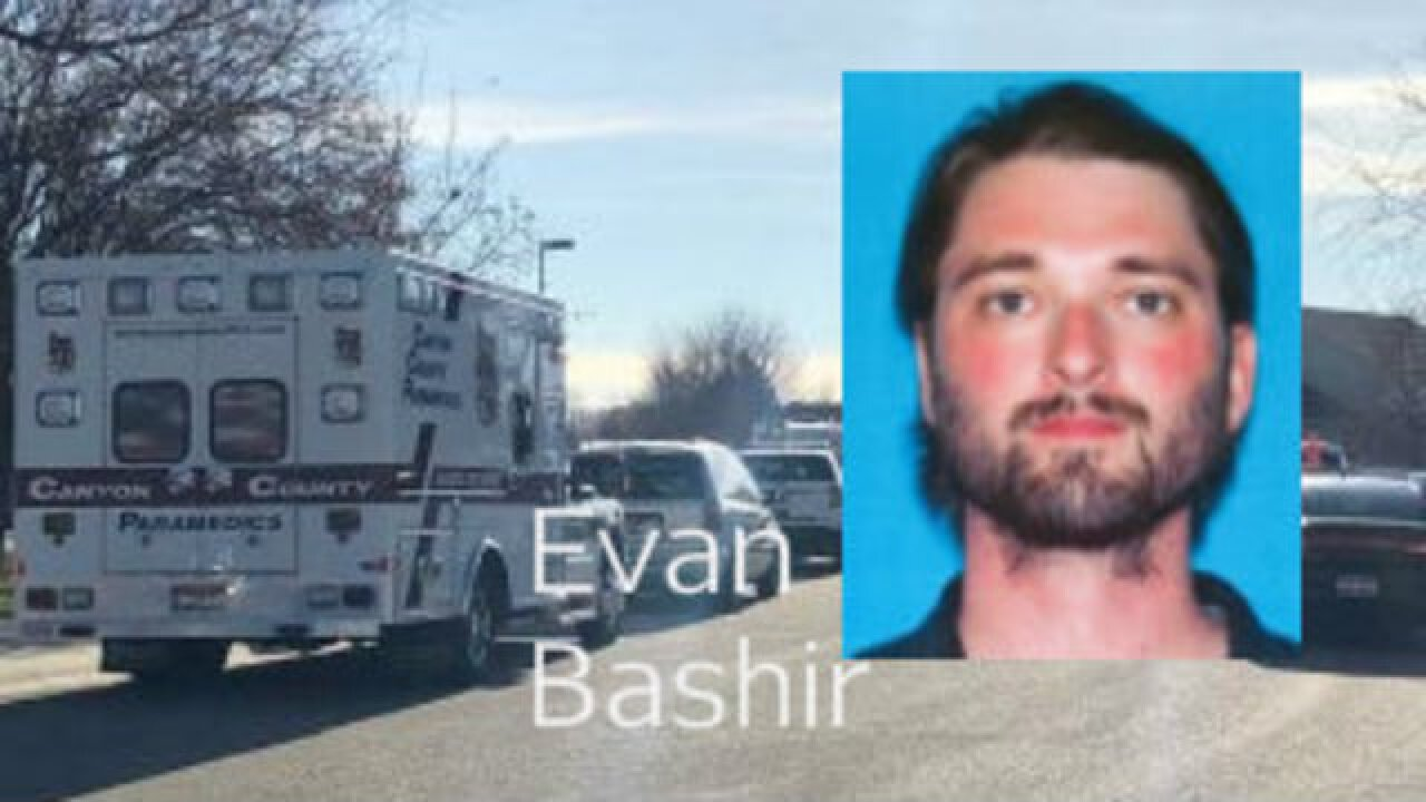 New details in Nampa domestic attack, shooting