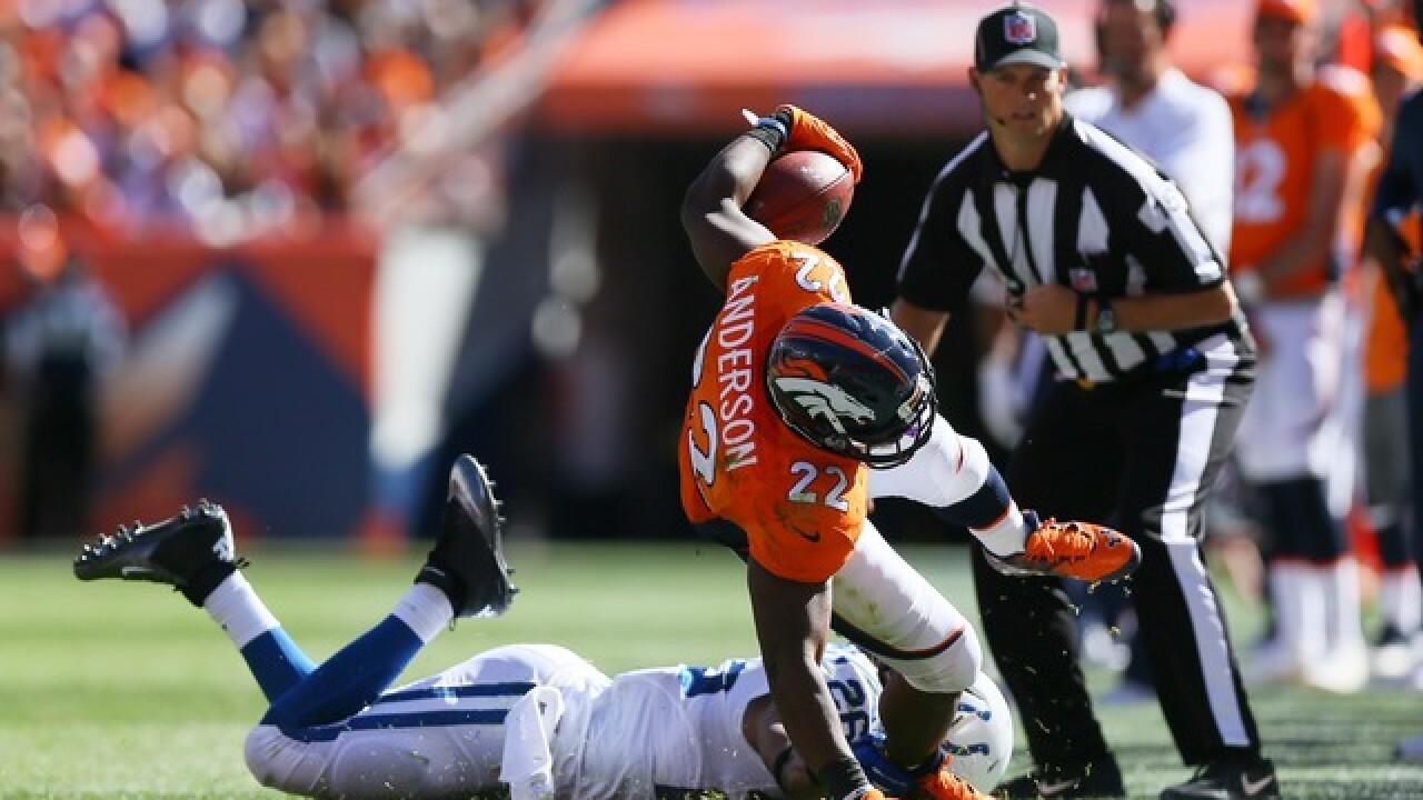 PHOTOS: Colts v Broncos
