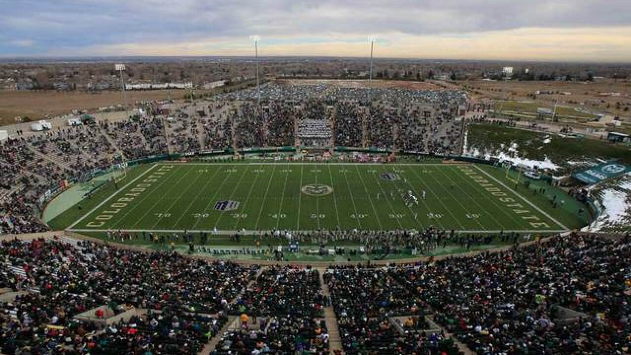 Colorado State University to demolish old football stadium