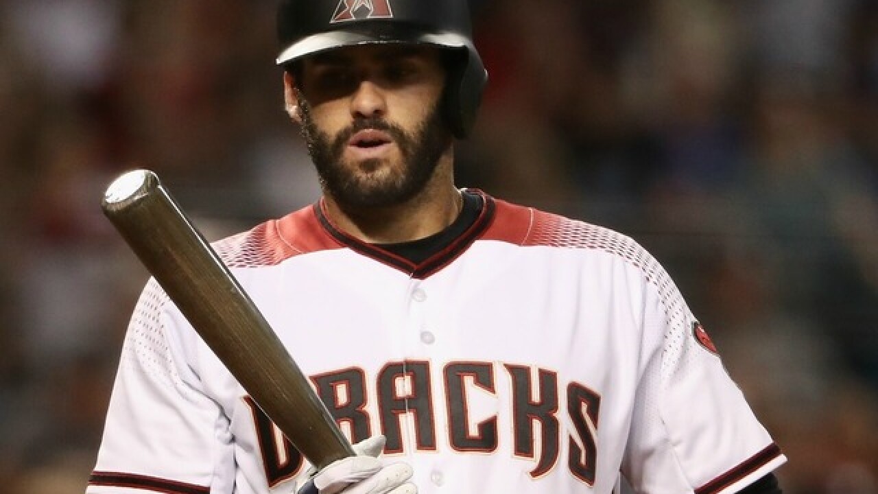 Ex-Diamondback JD Martinez defends post about Hitler and the 2nd amendment