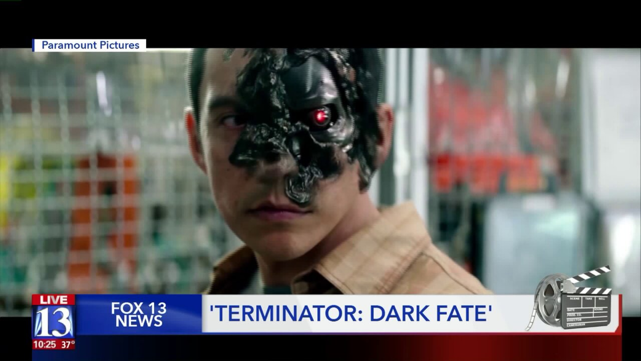 Steve and Rich review 'Terminator: Dark Fate' andothers