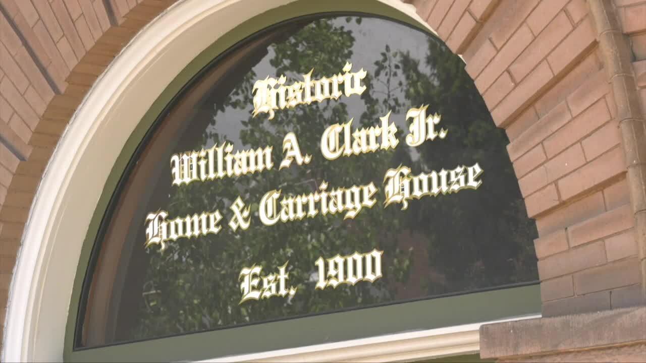 Clark House Butte