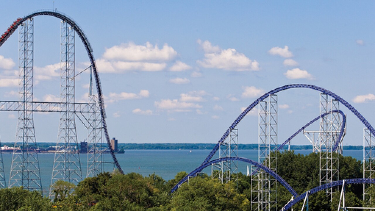 Cedar Point ranks as third best amusement park in America, TIME says