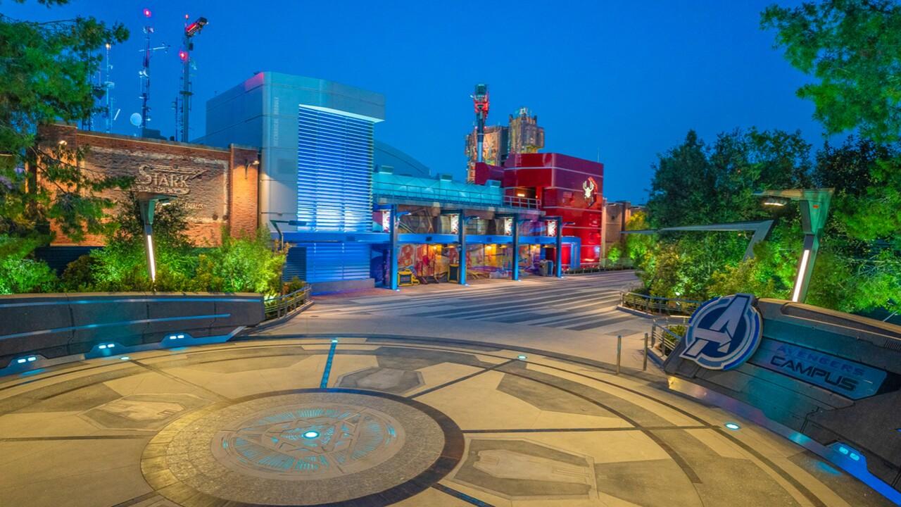 Avengers Campus at Disney California Adventure Park Set to Open June 4