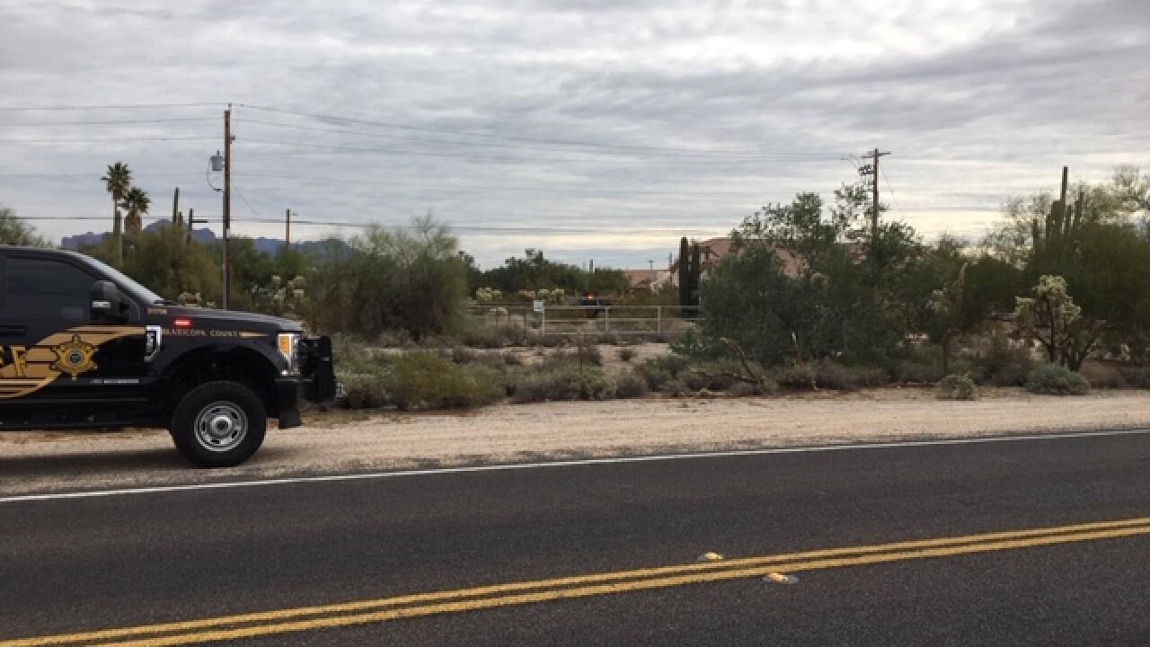 MCSO deputy involved shooting Mesa