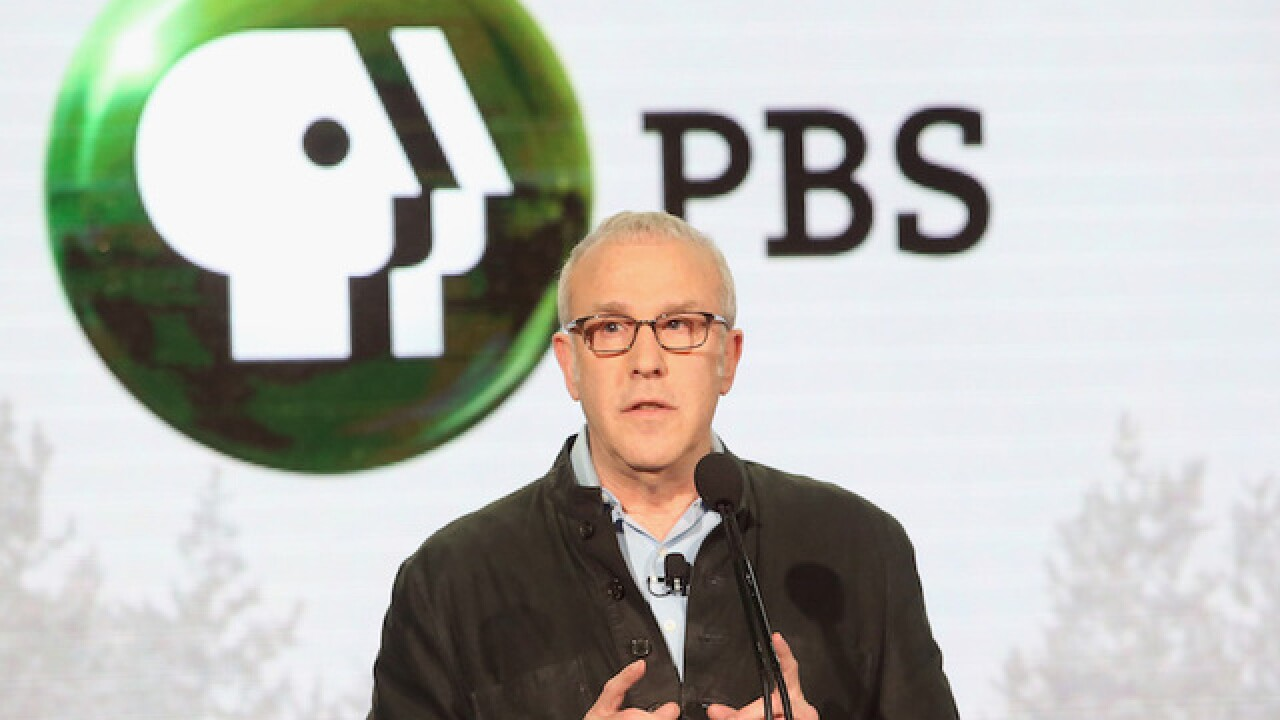 Trump's budget proposal cuts funds to PBS