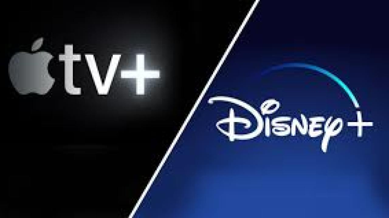 Disney vs. Apple: Who will win the streamingwar?
