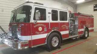 Bakersfield Fire Department shares newest Fire Engine