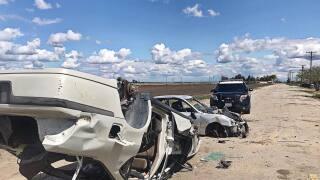 CHP Dumped Vehicles