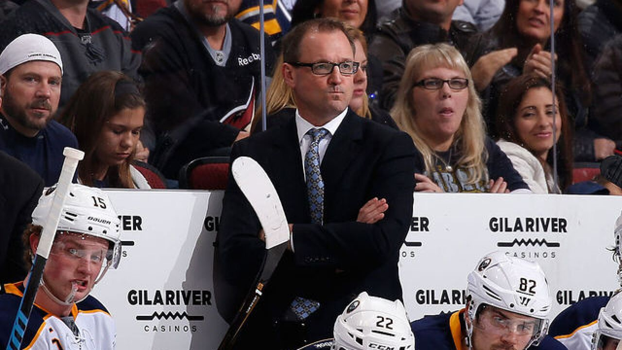 Detroit Red Wings hire MI native Dan Bylsma as assistant coach