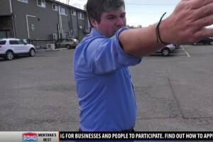 Belgrade man reportedly fires pistol at smoke shop employee