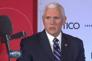 VP Mike Pence making rescheduled visit to Marinette Marine