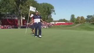 How big is the Ryder Cup?