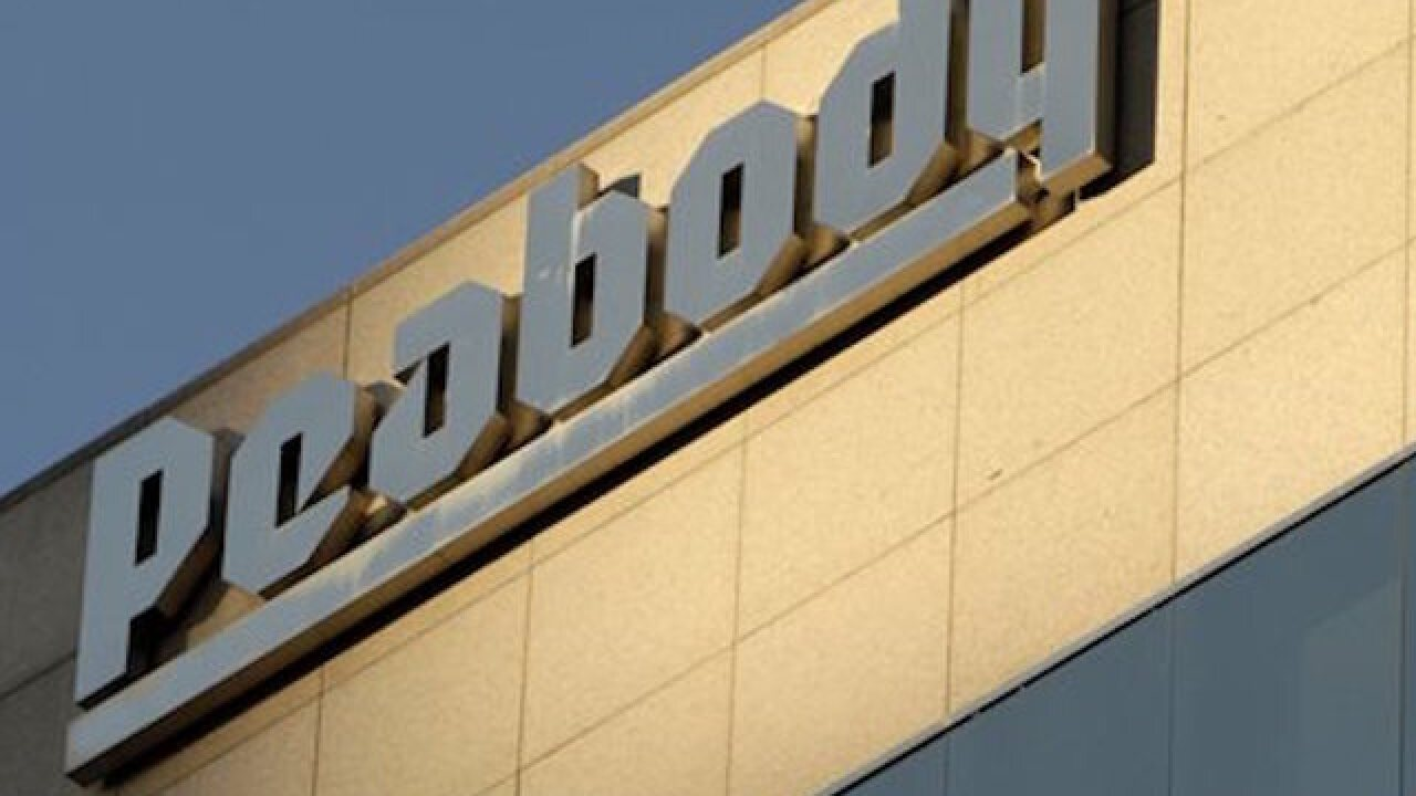Peabody files for bankruptcy protection