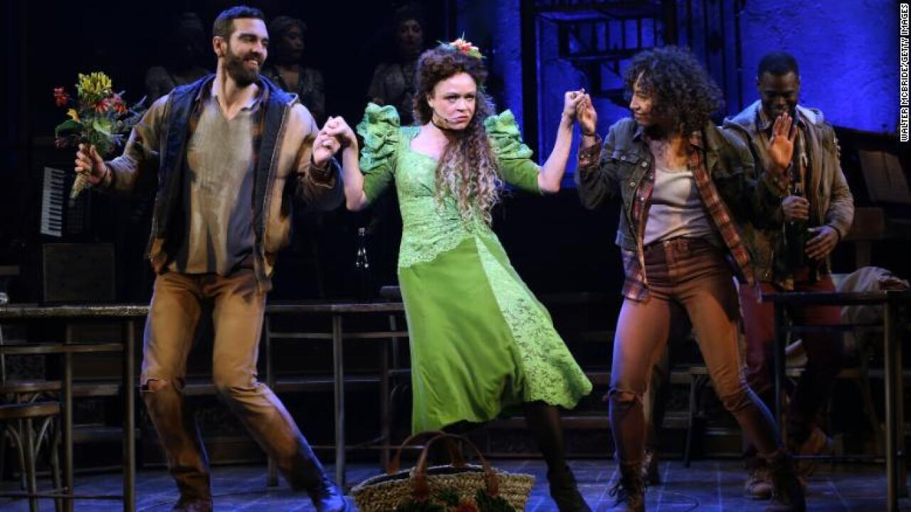 Tony Awards 2019: 'Hadestown' wins Best Musical