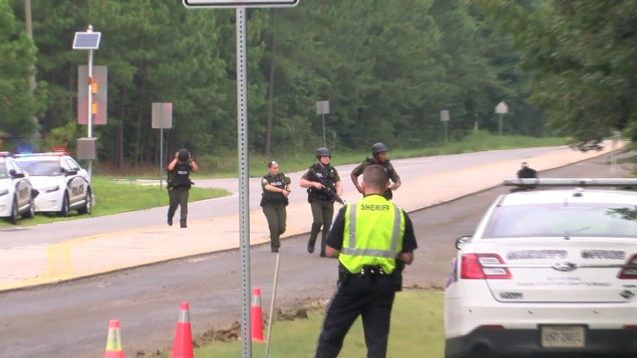 Chesterfield active shooter drill: 'We want to be as prepared as wecan'