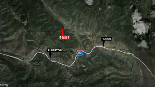 Missing hunter found safe west of Missoula