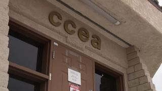 CCEA building