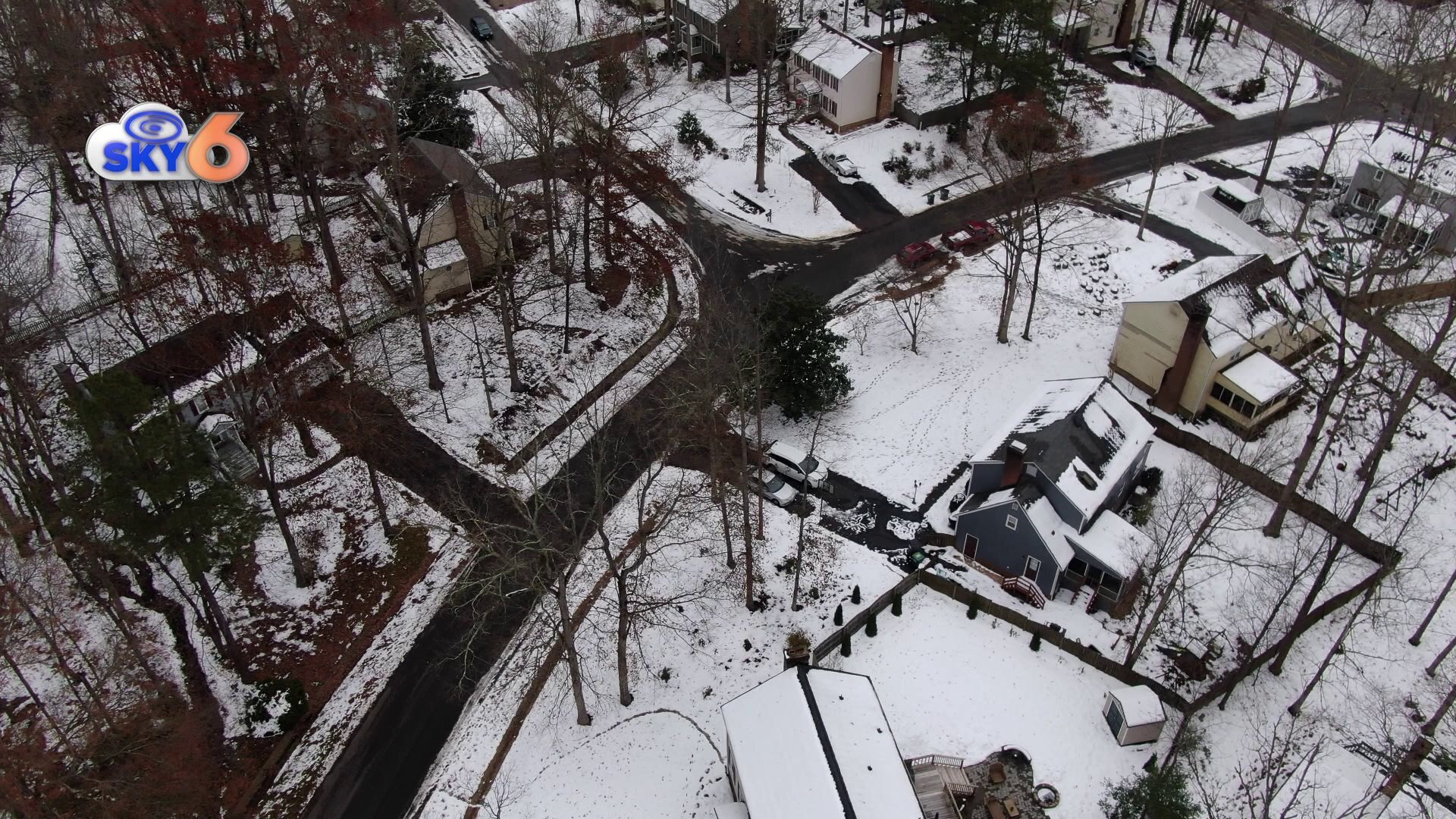 Photos: Why Chesterfield schools were closed onThursday