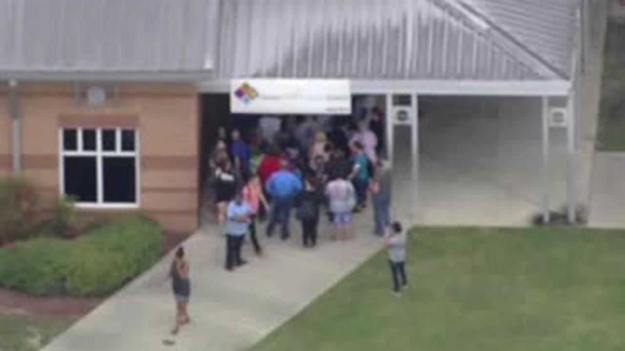 Student arrested after gun found at Ocala school