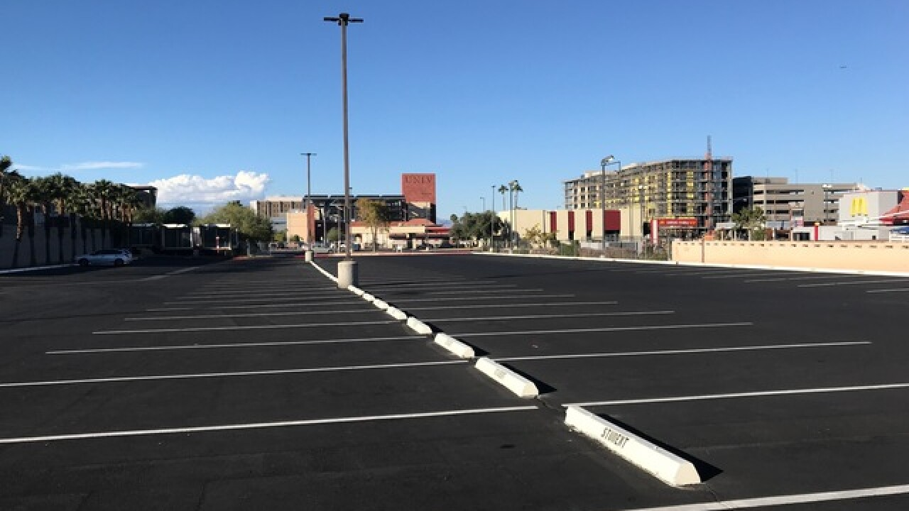 Warning after 2 recent incidents near UNLV