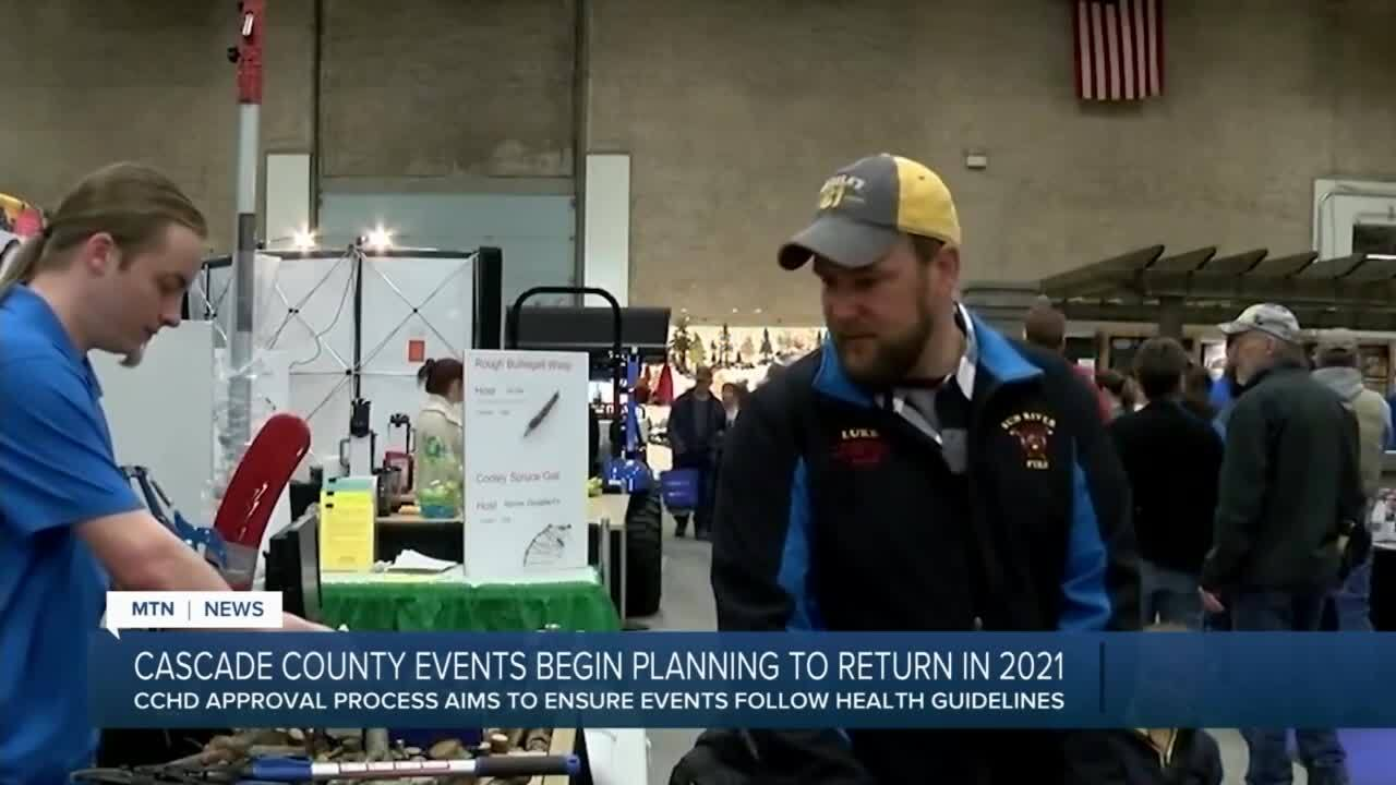 Event planners in Cascade County are ready for 2021