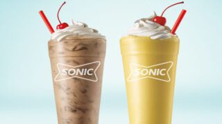 Sonic Debuted A New Milkshake Made With Brownie Batter