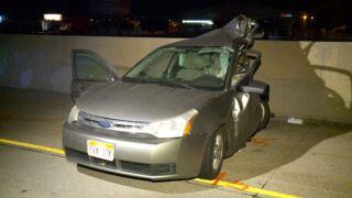 Teen dies in Utah Co.crash