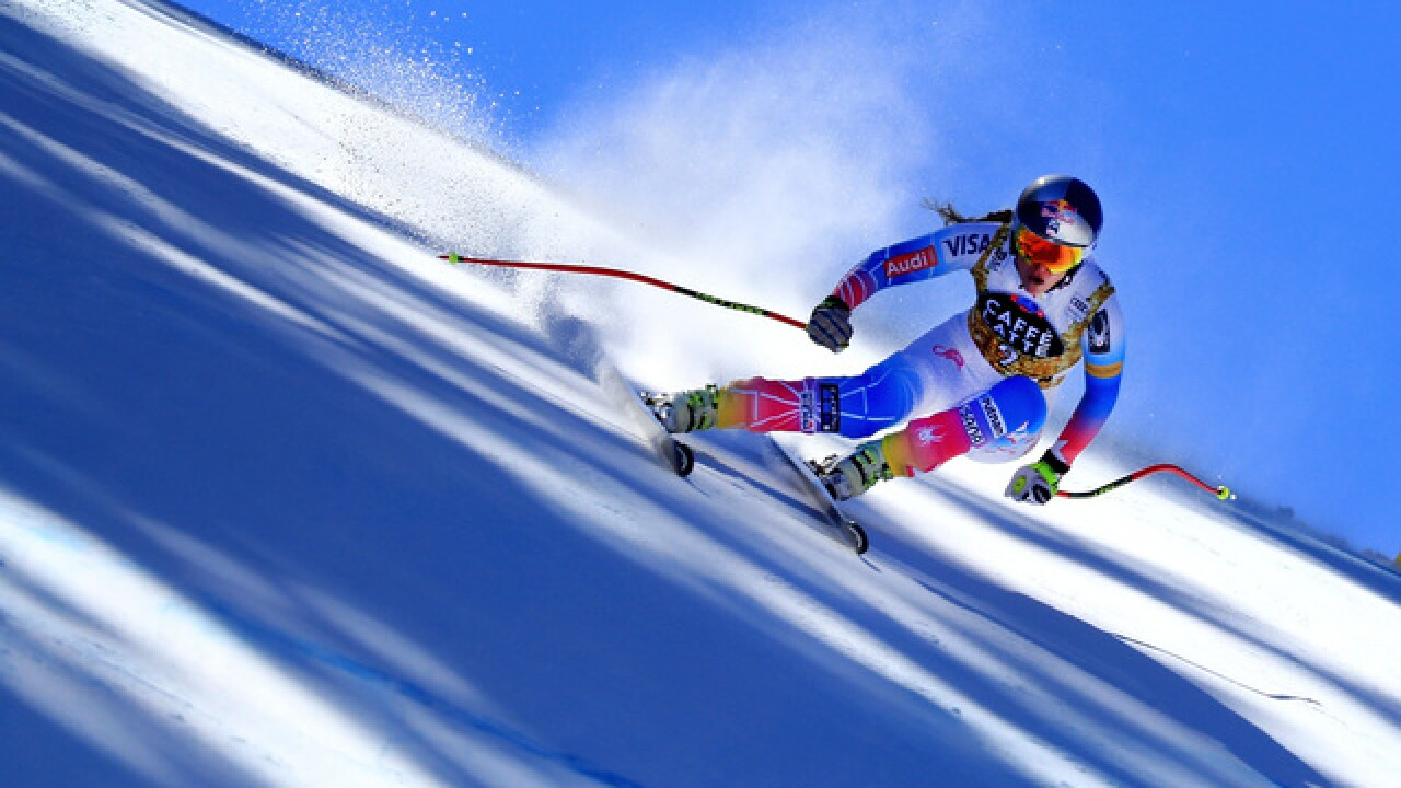 AP: Olympic men's downhill postponed because of strong wind