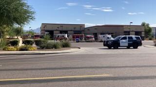 Avondale Hazmat situation dannys car wash