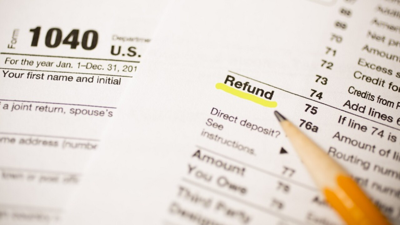 Tips for your taxrefund